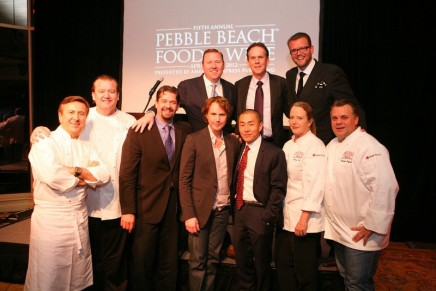 Epicurean excellence at California's iconic Pebble Beach