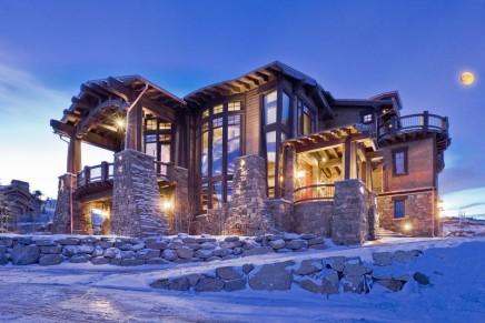 $21.9 million ski dream home unveiled during Sundance Film Festival