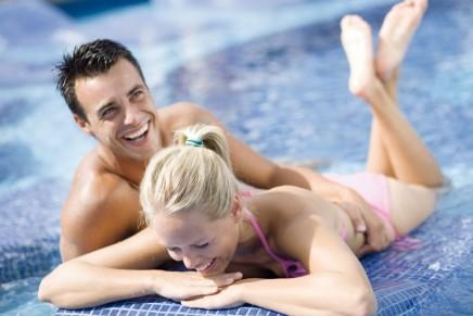 Honeymoon luxury in Cancun