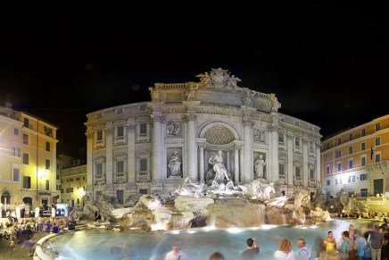 New cultural philanthropy: Fendi for Fountains