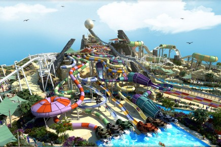"""Green"" certified Yas Waterworld giant park opens in Abu Dhabi"