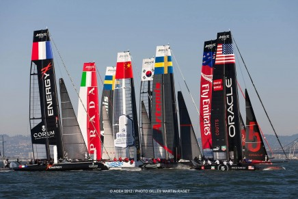 """America's Cup focused on """"Summer of Sailing"""""""