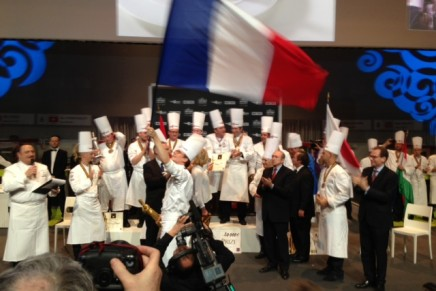 14th Bocuse d'Or competition: France wins the 2013 culinary Olympics