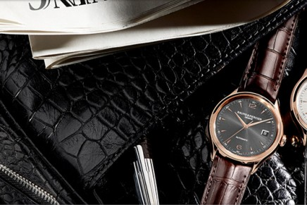 SIHH 2013: Baume & Mercier Clifton and Linea collections