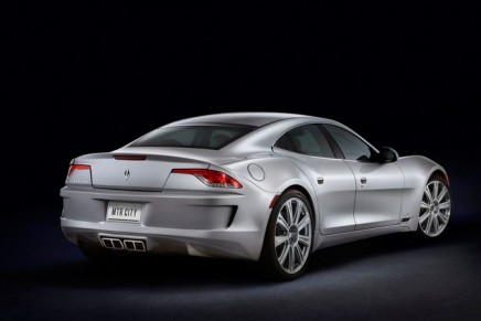 Destino – the newest four-door performance car in the exclusive automobiles niche