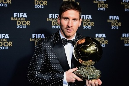 FIFA Ballon d'Or: Leo Messi – the 'World's Best Footballer' for the 4th consecutive time