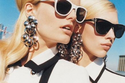 Moschino spring 2013 ad campaign