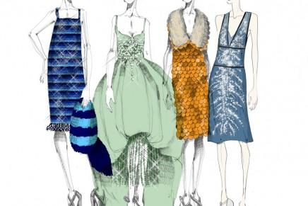 Great Gatsby costumes by Miuccia Prada