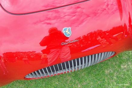 Handpicked selection of 40 blue-chip automobiles at 2013 Concorso d'Eleganza
