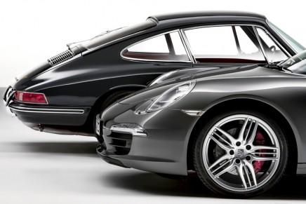 Porsche 911 celebrates a special anniversary