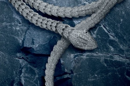 Serpenti: tale of the reptile from the perspective of the jeweler