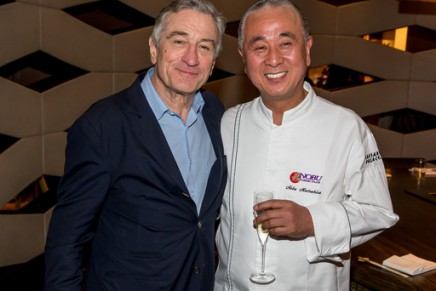 From restaurateur to hotelier: the world's first Nobu Hotel Restaurant and Lounge officially opened