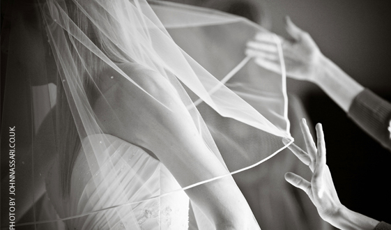 Harrods launches luxury wedding planner service