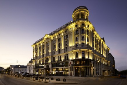 The Luxury Collection debuts in Poland