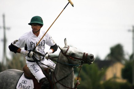 Piaget Polo FortyFive Black to be launched at the 2013 USPA Gold Cup