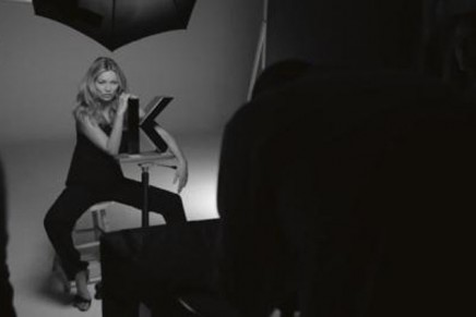 Kate Moss – new Kerastase Couture Styling icon