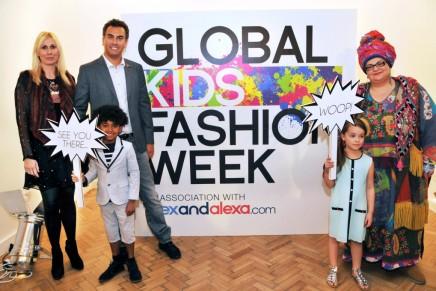 First Global Kids Fashion Week to debut In London