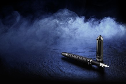 The Batman: limited edition collection of luxury Montegrappa pens