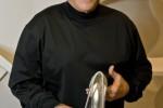 Broadway Cinderella glass slipper. Stuart Weitzman version