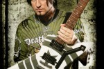 Jason Hook Special Edition Guitar inspired a military tank