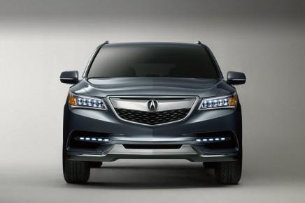 2014 Acura MDX to redefine the 7-passenger luxury SUV segment