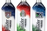 Limited edition soccer bottles released by Tequila el Jimador