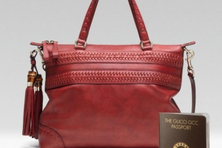 """Gucci goes sustainable with world's first """"Zero-Deforestation"""" leather handbags"""