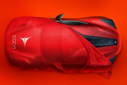 Icona Vulcano ultra powerful hybrid supercar revealed