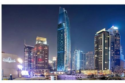 Interior Design by Fendi Casa. The Dubai project.