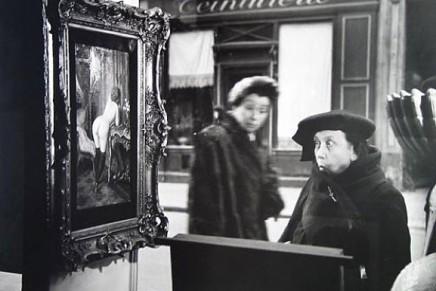 Robert Doisneau – toujours l'amour for Ville Lumière