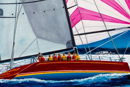 Wanna race? The world's largest international yacht race celebrates 66 years