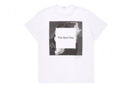 Organic cotton: Paul Smith for David Bowie