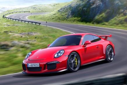 Fifth generation of Porsche 911 GT3 premieres at Geneva Motor Show