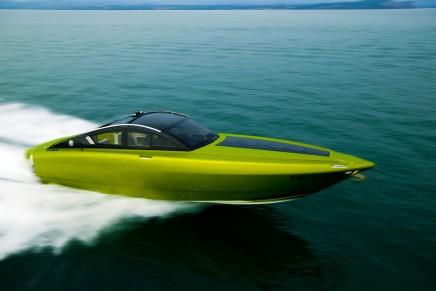 Wow factor: Revolver 42 sea GT- a new breed of boats?