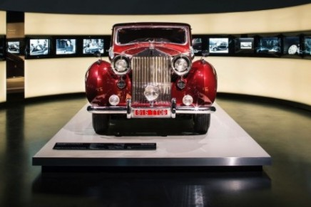 Strive for Perfection: Rolls-Royce Motor Cars exhibition at the BMW Museum