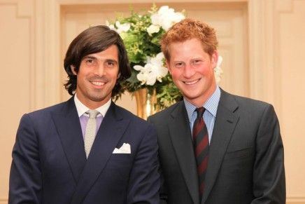 St. Regis kicks off the 2013 Polo Season with Prince Harry and Nacho Figueras on the polo field