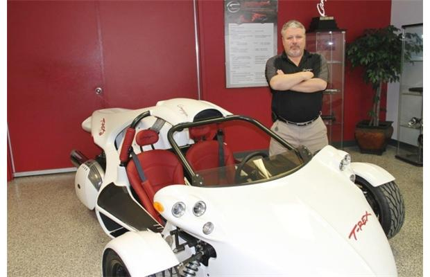 New t rex 16s by campagna motors to catch the eye of the for T rex motor vehicle