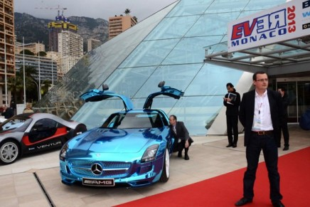 Ever Monaco 2013 ecological car show – a real showcase for sustainable mobility