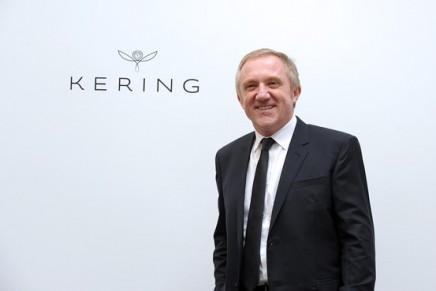 PPR luxury group rebranded in Kering