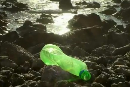 The curse of the plastic. Plastic lost at sea is an environmental and potential human health hazard