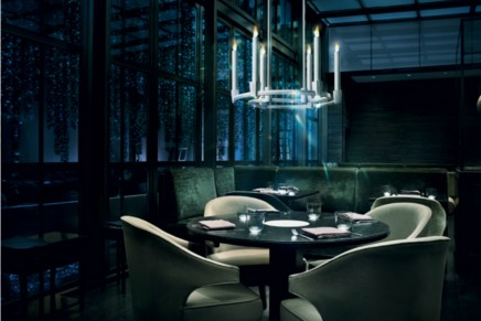 Light meets crystals – new LED-driven Swarovski chandeliers