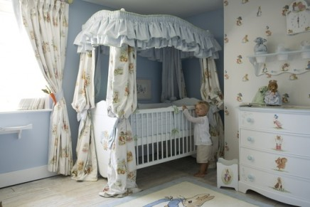 First ever nursery fit for a royal baby at London Icon, Grosvenor House