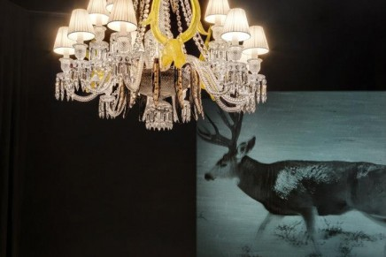 Writing the history of light: Baccarat Highlights 2013