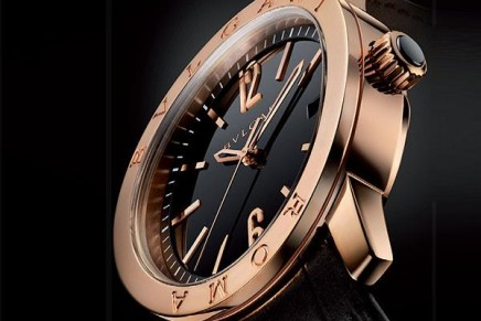 Baselworld 2013: Bulgari's tribute to Roma iconic timepieces