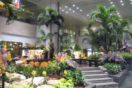 Singapore Changi Airport is named the World's Best