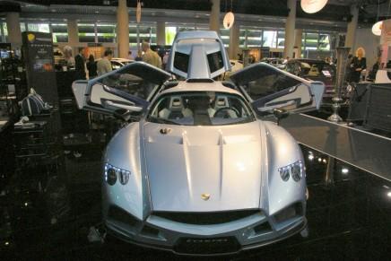 """Meet Evantra – the exclusive """"tailor-made"""" Mazzanti supercar"""