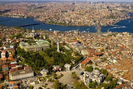 Istanbul's real-estate – 4th in Europe