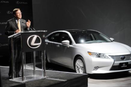 Lexus luxury sedans returning to where the brand was born