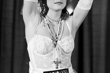 Madonna's Fashion Evolution pop-up exhibition