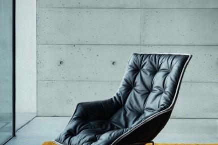 Zanotta-Maserati lounge chair